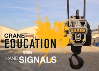 Hand Signal Training Crane Inspection Operator Training And