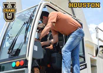 Houston TX Crane Operator Certification