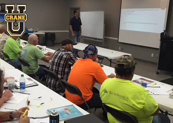 Lexington KY Crane Certification Training